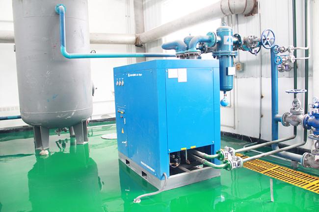 生产设备-冷冻式干燥机