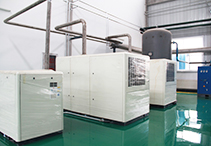 生产设备-螺杆式空气压缩机